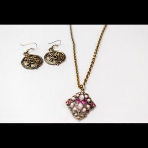 Customary jewelry